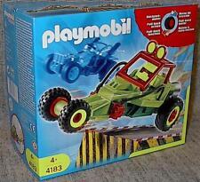 PLAYMOBIL 4183 grüner Miniflitzer mit Rückziehmotor