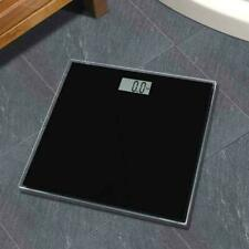 Digital Bathroom Scale Body Weighing Scales Electronic Glass LCD LBS KG Stylish