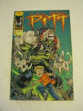 July 1993 Image Pitt #2 <F> (EB4-22)