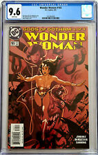 Wonder Woman #165 Adam Hughes Cover DC Comics 2001 CGC 9.6