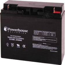 Premium Grade 20ah Lead Acid (sla) Battery 12v Maintenance