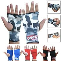 Gel Gloves Hand Quick Wraps Punch Bag Boxing Padded Hand Wraps Inner Protector