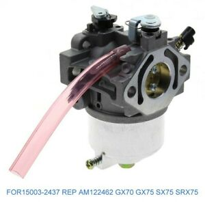 Carburetor Is Suitable For 15003-2437 Rep GX70 GX75 SRX75 AM122462 Replacement