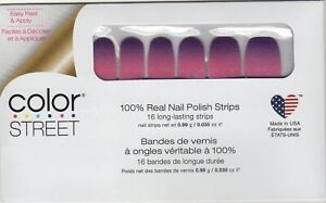CS Nail Strips Til the Glitter End Spring 100% Nail Polish - USA Made!