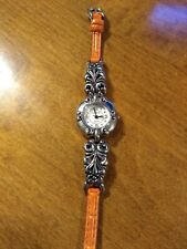 Vintage Geneva Art Deco Ladies watch, running w/new battery installed M