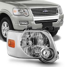 2006-2010 Ford Explorer Headlight Headlamp Replacement Factory RH Passenger Side