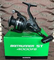 Shimano Baitrunner ST 4000 FB Freilaufrolle