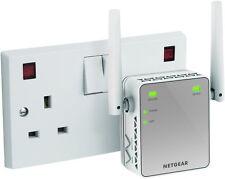 Netgear WiFi Extender Booster Internet Network Signal Enhancer Wireless 300Mbps