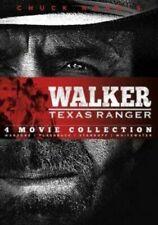 Walkertexas Ranger 4 Movie Collection - DVD Region 1