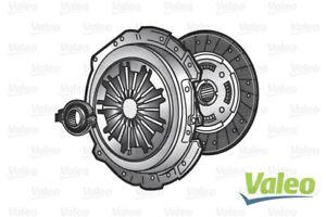 Valeo Clutch Kit 826213 fits Citroen C2 1.6 SensoDrive VTS (JM), 1.6 VTS (JM)
