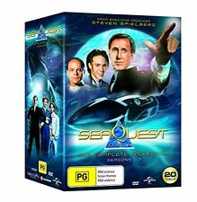 SeaQuest DSV - Complete Collection (DVD Seasons 1 - 3 - 58 Espisodes) BRAND NEW