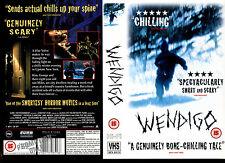 Wendigo - Jake Weber - Video Promo Sample Sleeve/Cover #16430
