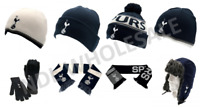 TOTTENHAM HOTSPUR FC Knitted Gloves Knitted Hat Scarf Birthday Christmas Gift