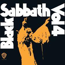 BLACK SABBATH CD - VOL.4 [REMASTERED](2016) - NEW UNOPENED - ROCK METAL