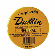 Joseph Lyddy Dubbin 125g Leather Care - Neutral