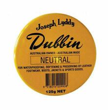 Joseph Lyddy Dubbin 125g Leather Care - Neutral
