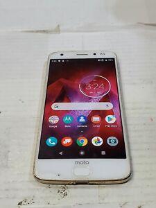 Motorola Moto Z2 Force,64GB, Gold (Verizon) Camera Lens :F204