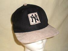NY Yankees 59FIFTY Polyester SnapBack Cap, ONE SIZE NEAR MINT