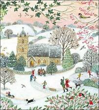 Charity Christmas Cards - Pack of 5 - by Lucy Grossmith - Celebrate the Season