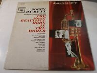 Bobby Hackett The Most Beautiful Horn In The World VG+ 6EYE Columbia Record 1962