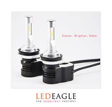 LED EAGLE 360° Adjustable 9900LM 60W LED Headlight Kit 1 Pair - H4 HB1, 4300K