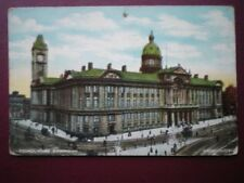 POSTCARD WARWICKSHIRE BIRMINGHAM - COUNCIL HOUSE C1920