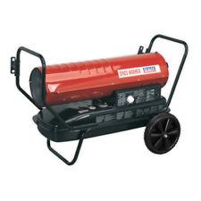 Space Warmer® Paraffin/Kerosene/Diesel Heater 100,000Btu/hr with Wheels AB1008