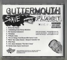 Guttermouth Shave the Planet CD Album Volcom