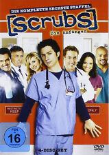 Scrubs: Die Anfänger - Die komplette 6. Staffel                      | DVD | 101