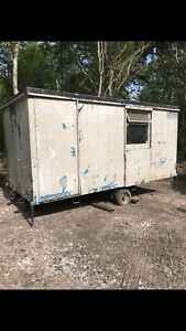 Mobile Container office / Store - Ideal For Storing Tools / Lock Up / Site Hut