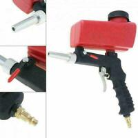 Air Sandblasting Gun HandHeld Sand Blaster Portable Media Blasting CL Shot X3G0