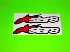 RM RMZ YZ YZF CR CRF 50 65 80 85 100 125 250 450 ALPINESTARS STICKERS DECALS #%