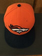 Denver Broncos New Era NFL Heather Action 2 Tone 59FIFTY Cap Fitted Hat 7
