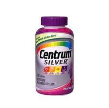 Centrum Women Multvitamin/Multimineral 200 Tablets Women ages 50+