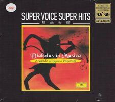 Diabolus in Musica Accardo interpreta Paganini UPM24K Gold CD Japan