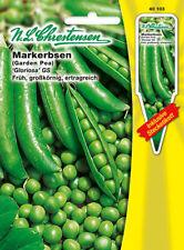 Markerbsen Gloriosa GS,Saatgut,Pisum sativum,Gemüse,Chrestensen,SG