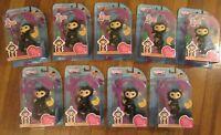 (Lot of 9) WowWee Fingerlings Baby Monkey Finn Brand New In Box Free U.S. S&H