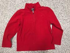 8f0493dba5fb Champion Boys Base layer RED Fleece Thermal Winter Ski Jacket Size S