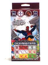 Dice Masters Amazing Spider-Man 2-Player Starter Set 44 Dice 38 Cards Marvel