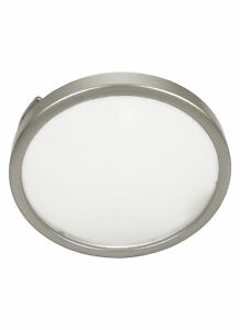 10 Pack Sea Gull Lighting 9414-962 Ambiance LX Brushed Nickel Disk Light Trim