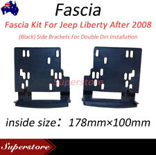 Radio Fascia For Jeep Liberty After 2008 Stereo Fascia Dash CD Trim