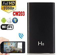 POWER BANK 5000MHA H8 WIFI TELECAMERA INTEGRATA VIDEOCAMERA MICROSPIA SPY CAM