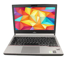 FUJITSU LIFEBOOK E734 Core i5-4200m 2,5ghz 8gb 500 GB WIN10 WEBCAM UMTS de.tast