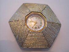 Watch Wind Up Works Baroness 17 Jewels Miniature