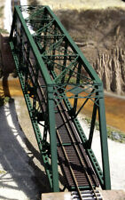 CENTRAL VALLEY 150' Midwest Punch Plate Pratt Truss Bridge Kit CVM1905-W