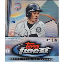 2020 Topps Finest Baseball Hobby Box Factory Sealed IN STOCK FREE SHIPPING