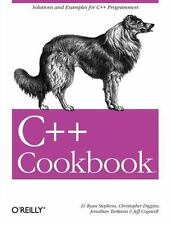 C++ Cookbook: Solutions and Examples for C++ Programmers Cookbooks O'Reilly