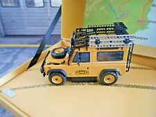 LAND ROVER Defender 90 4x4 Camel Trophy Edition Almost Real Diecast Highend 1:43