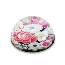 Monsoon Floral Paperweight in Gift Box