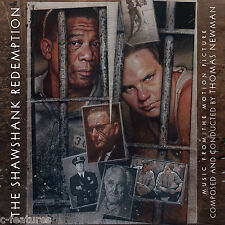 SHAWSHANK REDEMPTION Thomas Newman 2-CD La-La Land LTD ED Soundtrack SCORE New!